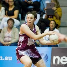 ANL 26/7/2014 - Australian Netball League Ormiston College 26/7/2014