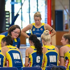 MQSNL 2015 Round 1 Division 2 - Mission Queensland State Netball League 2015 Round 1 9/5/2015 Division 2