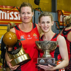 MQSNL 2015 Grand Finals Presentations - Mission Queensland State Netball League 2015 Grand Finals Presentations