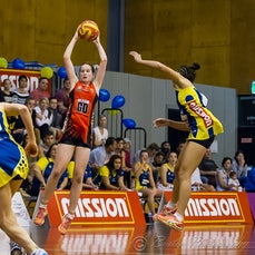 MQSNL 2015 Grand Final Div 2 - Mission Queensland State Netball League 2015 Grand Finals Division 2