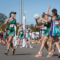 QCNA State Age 2016 - Netball Queensland State Age Championships 2016