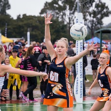 2017 Nambour State Age Teams - Images from the 2017 Nissan Qld State Age Netball Championships hosted by Pine Rivers Netball Association