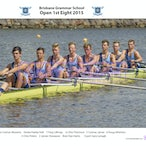 BGS Rowing Crews 2015