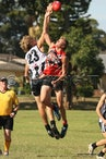 AFL U18's 21-5-2011 - Port Macquarie Vrs Sawtell  Under 18's