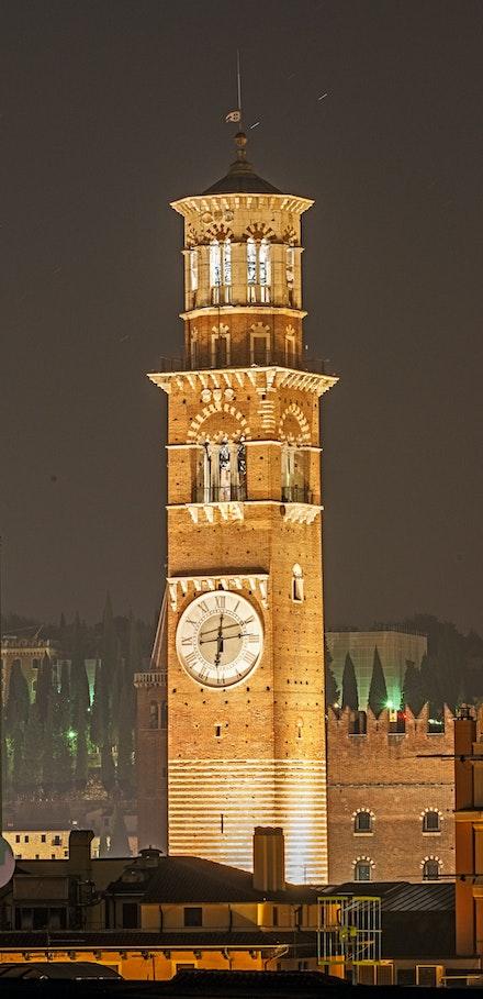 081Verona 301015-2854-Edit - Keeping watch in Verona, Italy