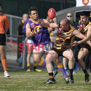 EDFL: Division 2 Grand Final, Hadfield V Jacana - Pictures by Damian Visentini