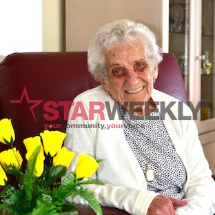 Elsie Coote turns 100 - Pictures by Joe Mastroianni