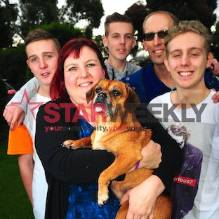 Paws - RSPCA's million paws walk