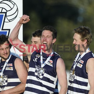 RDFL, senior grand final, Macedon vs Rupertswood - RDFL, senior grand final, Macedon vs Rupertswood. Pictures Shawn Smits
