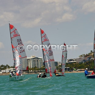 Tasar Nationals 2015 Day Four Townsville - Tasar Nationals 2015 Day Four Townsville