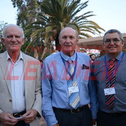 151031_DSC_3921 - Australian Workers' Heritage Centre crew: Bob Gleeson, John Chilcott and  Steve Kamerling.