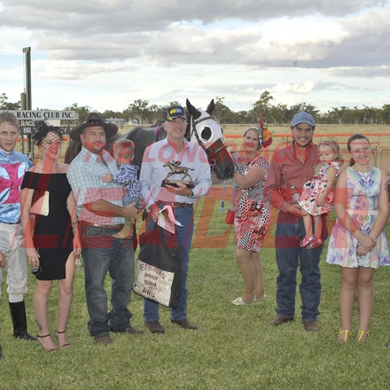 160430_SR25484 - at the Tree of Knowledge Cup Race day in Barcaldine, Saturday April 30, 2016.  sr/Photo by Sam Rutherford