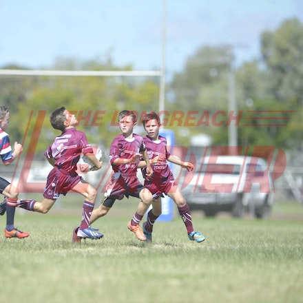 160723 CWRL Junior Football Barcaldine