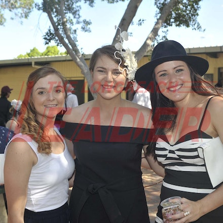 161029_SR20876 - At the Barcaldine Races, Saturday October 29, 2016.