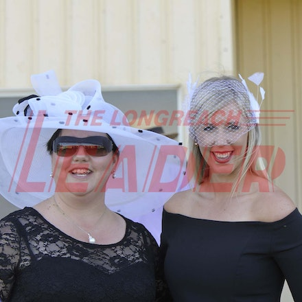 161029_SR20947 - At the Barcaldine Races, Saturday October 29, 2016.
